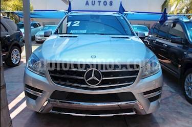 Mercedes Benz Clase M ML 350 Sport AMG Paq Confort usado (2012) color Plata precio $390,000