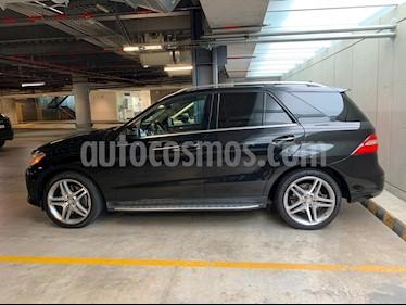 Mercedes Benz Clase M ML 500 CGI Biturbo usado (2013) color Negro precio $439,000