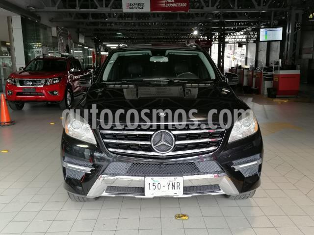 Mercedes Benz Clase M 5P ML350 CGI SPORT AMG TA usado (2013) color Negro precio $285,000