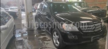 Mercedes Benz Clase M ML 350 Sport usado (2007) color Negro precio $165,000