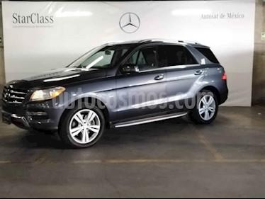 Mercedes Benz Clase M 5p ML 350 aut usado (2013) color Gris precio $369,000