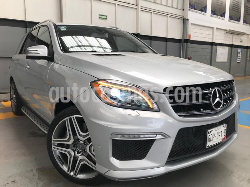 Mercedes Benz Clase M ML 63 AMG usado (2015) color Plata precio $599,000