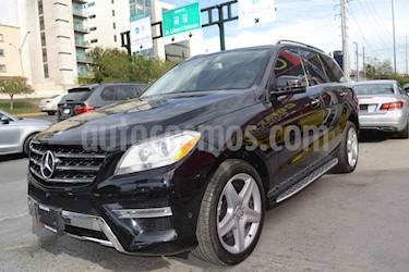 Mercedes Benz Clase M ML 400 CGI Sport AMG usado (2015) color Negro precio $425,000