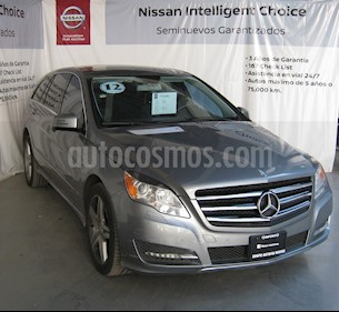 Foto venta Auto usado Mercedes Benz Clase R 350 Sport (2012) color Plata Cubanita precio $257,000