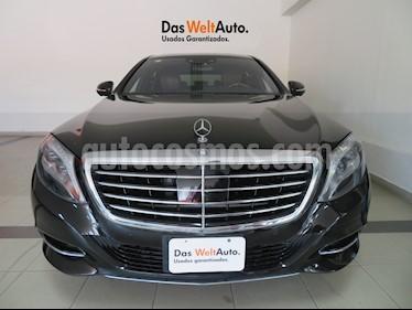 Foto venta Auto usado Mercedes Benz Clase S 500 (435Hp) (2014) color Gris Pedernal precio $1,149,995