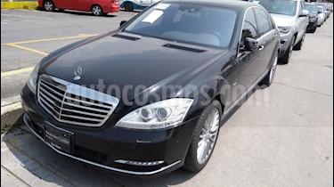 Foto venta Auto usado Mercedes Benz Clase S 500 CGI L Bi-Turbo (435Hp) (2012) color Negro precio $765,000