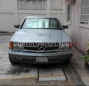 Foto Mercedes Benz Clase S 500 V8,5.0i,32v A 2 1 usado (1991) color Plata precio u$s2.900