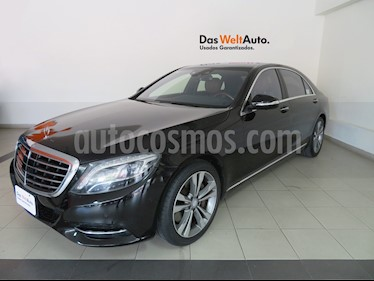 Foto venta Auto usado Mercedes Benz Clase S 500  (2014) color Negro Magico precio $1,195,000