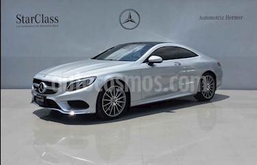 Mercedes Benz Clase S Coupe 500 CGI usado (2017) color Plata precio $1,879,900