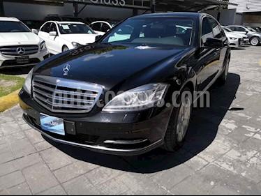 Mercedes Benz Clase S 4p S 600 L Guard aut usado (2013) color Negro precio $1,790,000