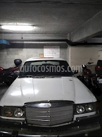 Mercedes Benz Clase S S430 Sedan usado (1979) color Blanco precio u$s1.000