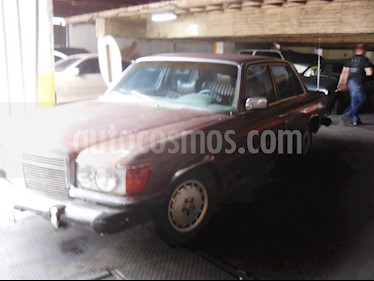 Mercedes Benz Clase S S430 Sedan usado (1976) color Marron precio u$s1.500