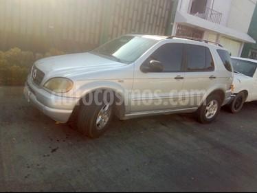 Foto venta Auto usado Mercedes Benz Clase SL 320 (1998) color Plata precio $60,000