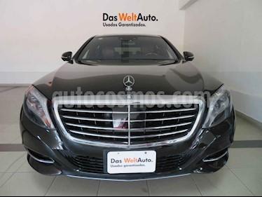Foto venta Auto usado Mercedes Benz Clase SL 500 CGI Biturbo (2014) color Negro precio $1,149,995