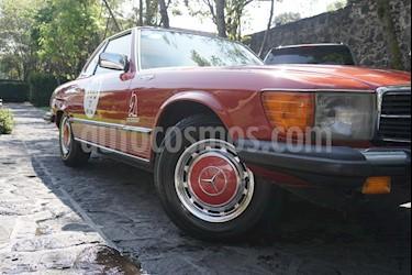 Mercedes Benz Clase SL 500  usado (1976) color Rojo precio $770,000
