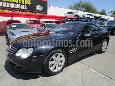 Mercedes Clase SL 500  usado (2002) color Negro precio $275,000