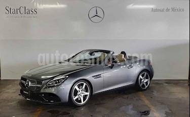 Foto venta Auto usado Mercedes Benz Clase SLC 300 (2019) color Gris precio $749,000