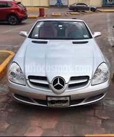 Mercedes Benz Clase SLK 200 K Aut usado (2006) color Plata Metalizado precio $220,000