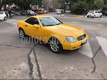 Foto venta Auto Usado Mercedes Benz Clase SLK 230 Kompressor Aut (1998) color Amarillo precio u$s25.900