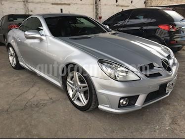 Foto venta Auto usado Mercedes Benz Clase SLK 350 AMG Edition (2011) color Gris precio u$s60.000