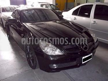Mercedes Clase SLK 350 Aut usado (2009) color Negro precio $4.290.000