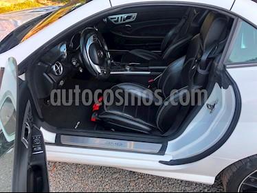 Mercedes Benz Clase SLK 55 AMG usado (2015) color Blanco precio $26.000.000