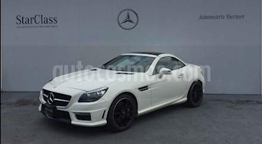 Foto Mercedes Benz Clase SLK 55 AMG usado (2012) color Blanco precio $589,900