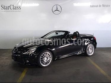 Foto venta Auto usado Mercedes Benz Clase SLK 55 AMG (2009) color Negro precio $389,000