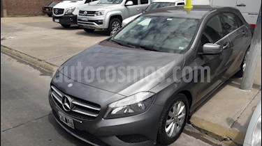 Mercedes Benz Clase SLK 200 Blue Efficiency usado (2013) color Gris Oscuro precio $1.290.000