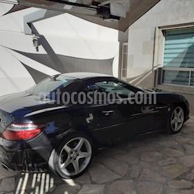 Mercedes Benz Clase SLK 350 usado (2013) color Negro precio $400,000