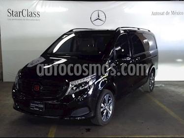 Foto venta Auto usado Mercedes Benz Clase V 220d 7 Pasajeros (2018) color Negro precio $1,449,000
