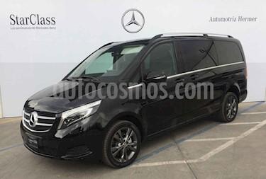 Foto venta Auto usado Mercedes Benz Clase V 250 Avantgarde 7 Pasajeros (2019) color Negro precio $999,900