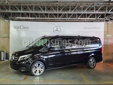 Mercedes Benz Clase V 5p 250 L4/2.2/TDI Aut 8 Asientos usado (2018) color Negro precio $899,000