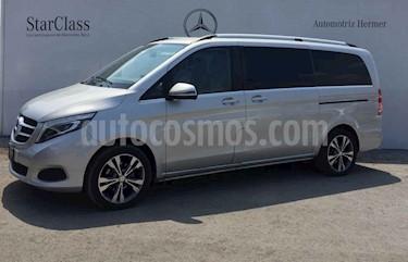 foto Mercedes Benz Clase V 5p 220 Avantgarde L4/2.2/TDI Aut 7 Asientos usado (2017) color Plata precio $499,900