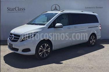 Mercedes Benz Clase V 5p 250 Avantgarde L4/2.2/TDI Aut 6 Asientos usado (2017) color Blanco precio $549,900
