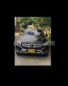 Mercedes Benz GLC 250 4Matic  usado (2019) color Negro precio $140.000.000