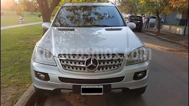 Foto venta Auto usado Mercedes Benz M ML 350 Sport (2006) color Plata precio $750.000