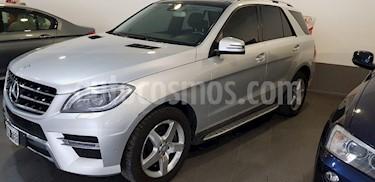 Foto venta Auto usado Mercedes Benz M ML 400 Sport Plus  (2015) color Plata Iridio precio u$s62.000