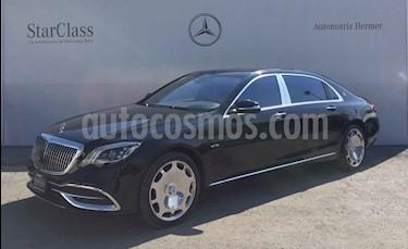 Mercedes Benz Maybach S 650 usado (2019) color Negro precio $2,849,900