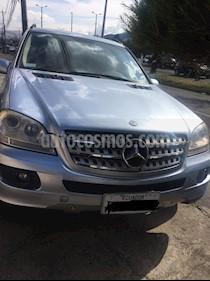 Foto venta Auto usado Mercedes Benz Ml 55 Amg V8,5.5i,24v A 2 2 (2006) color Celeste precio u$s39.900