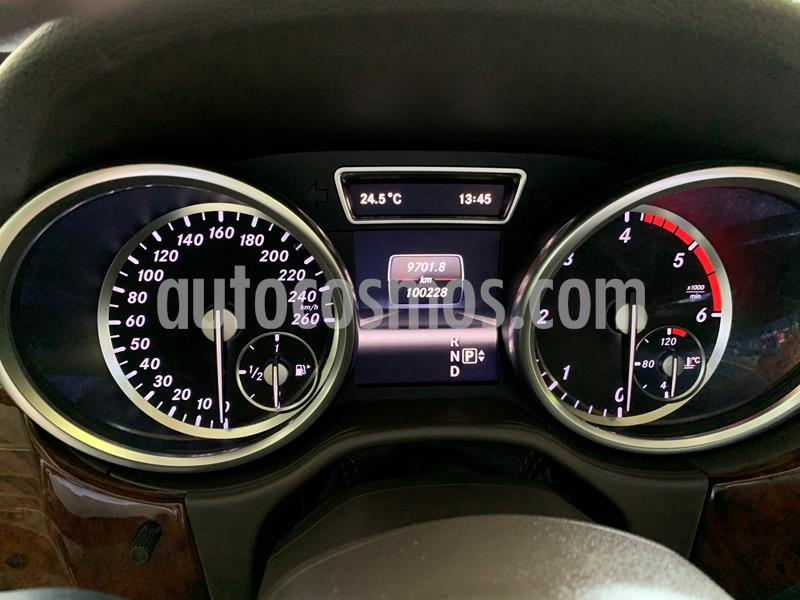 Mercedes Benz ML 350 Sport  Plus usado (2013) color Negro precio $17.000.000