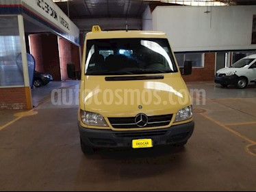 Foto venta Auto usado Mercedes Benz Sprinter - (2004) color Amarillo precio $590.000