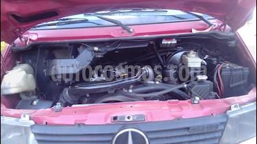 Foto venta Auto usado Mercedes Benz Sprinter Combi 310 3000 D Standard 9 Asientos (1998) color Rojo precio $180.000