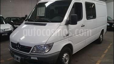 Foto venta Auto usado Mercedes Benz Sprinter Combi 313 3550 TE CDi 10 Pas (2012) color Blanco precio $865.000