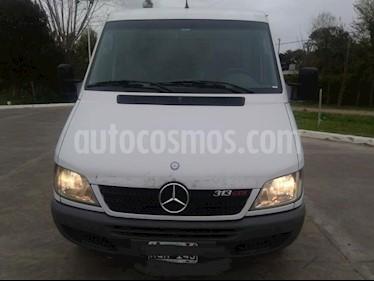 Foto venta Auto usado Mercedes Benz Sprinter Furgon 313 3000 V2 CDi (2011) color Blanco precio $750.000