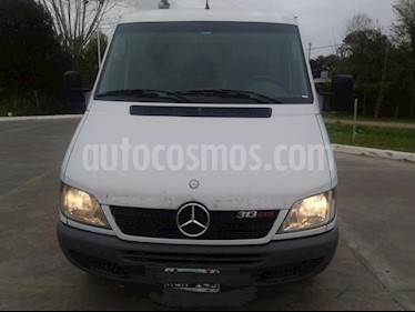 Mercedes Benz Sprinter Furgon 313 3000 V2 CDi usado (2011) color Blanco precio $750.000