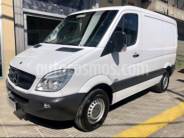 Mercedes Benz Sprinter Furgon 415 3250 TN V1 usado (2012) color Blanco precio $1.599.000