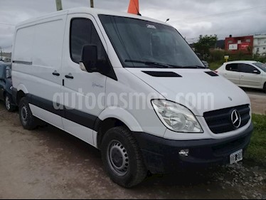 Foto Mercedes Benz Sprinter Furgon 415 3250 TN V2 usado (2014) color Blanco precio $830.000