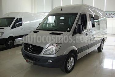 Foto venta Auto usado Mercedes Benz Sprinter Furgon 415 3665 TN V1 (2015) color Gris Claro precio $800.000