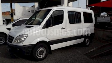 foto Mercedes Benz Sprinter Furgón 415 3665 TN V1 usado (2014) color Blanco precio $945.000